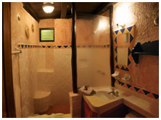 bathroom hotel eclipse playa del carmen